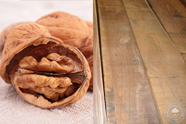 Walnut's seed comes protected by a shell classifying it as a hardwood.