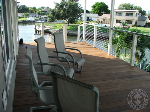 No matter the size or scope of your deck design plans, we'll help make sure your new deck is as strong and as durable as it can be.