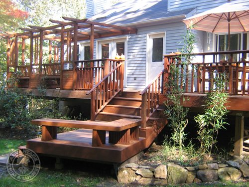 The Fall season is a great time to build an ipe deck. With cooler weather and these how-to tips, you'll install your new ipe deck alot easier than in the summer!