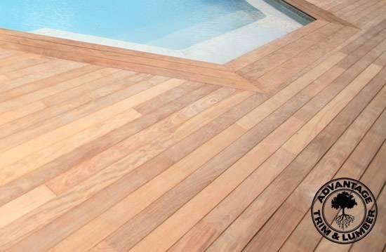 Waterproof lumber