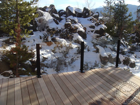 How to Winterize a Hardwood Deck