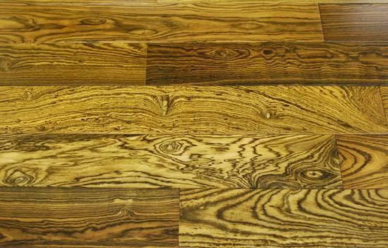 Bocote flooring