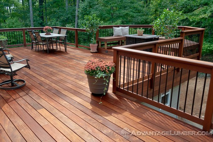 Decking stain best pressure treated wood