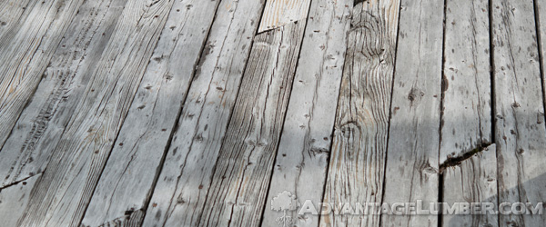 We recommend Pressure Treated wood only for deck framing.
