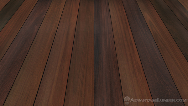 After the decking has completely dried, you can oil it to bring back it's beautiful colors.