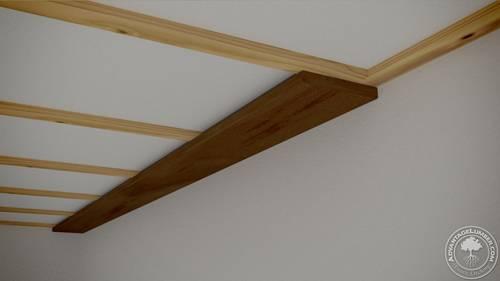 Poplar Wood Ceiling Easy How To Advantagelumber Blog