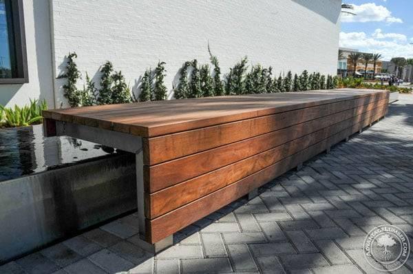 Ipe Bench