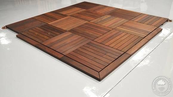 Introducing Deck Tile Edge Trim Advantagelumber Decking Blog