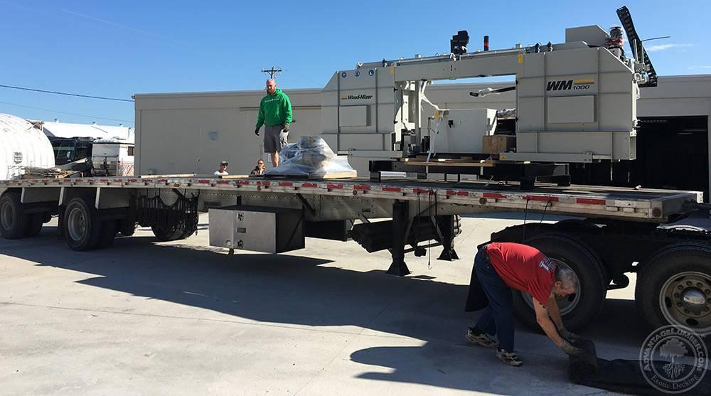 Florida sawmill expansion