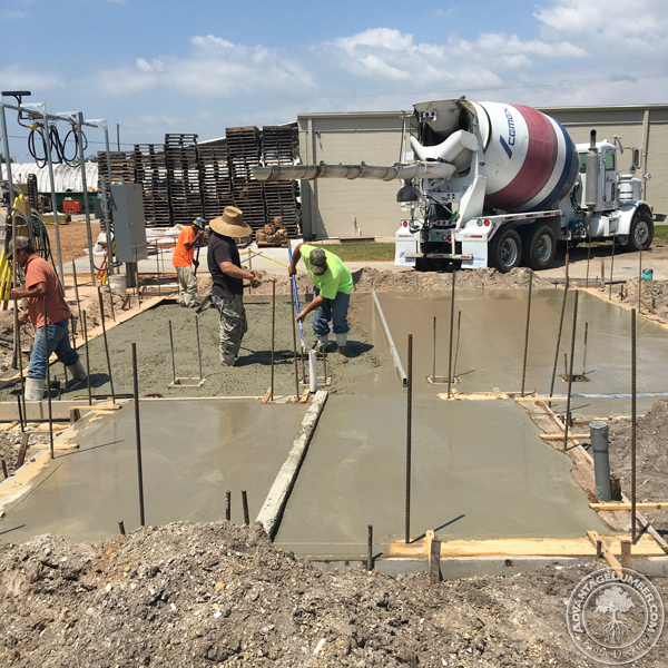 concrete-pouring