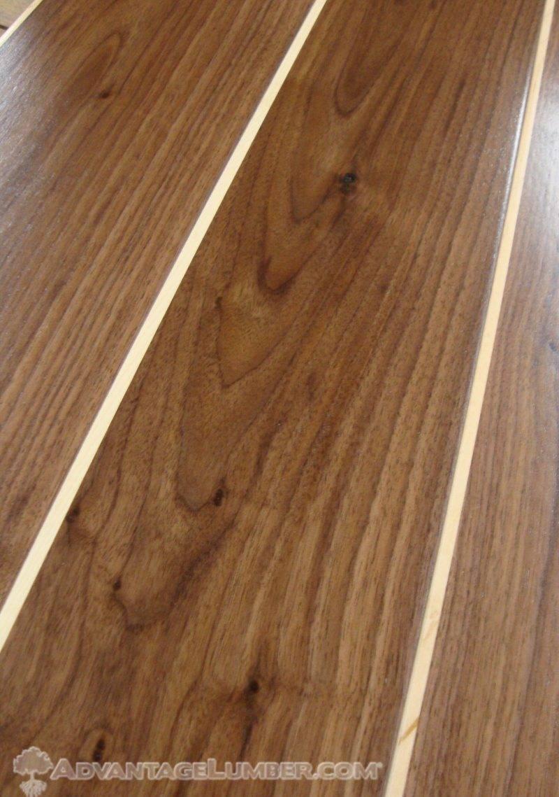 Custom nautical hardwood flooring