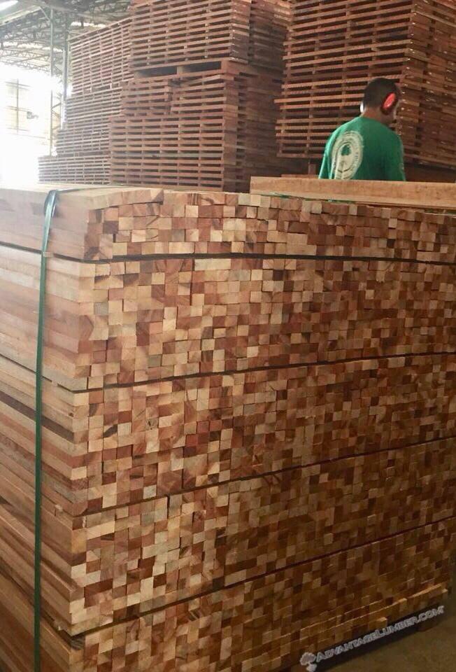 kiln sticks, wood stickers
