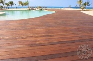 Secrets Resort Jamaica Decking