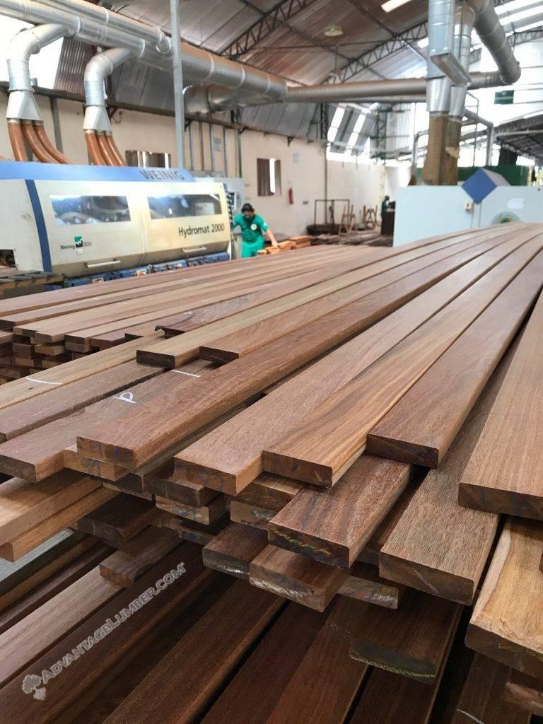 narrow deck boards