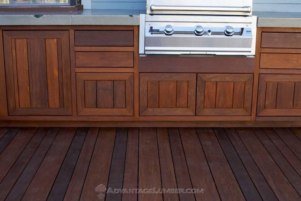 Best Wood For Outdoor Kitchens Advantagelumber Blog