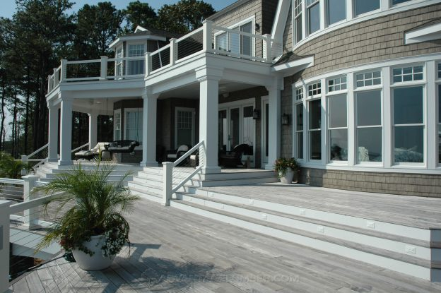 Gray Ipe Decking