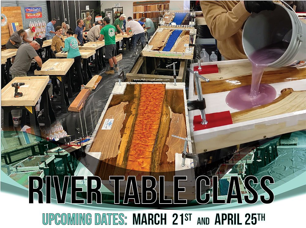 river table class